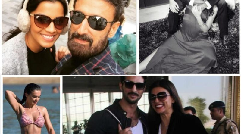 Some actresses who are in live in relationship,Two of them are pregnant!