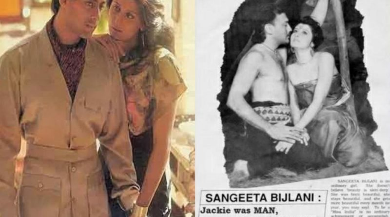 """Jackie was man, Salman was not!"" Said Sangeeta Bijlani"