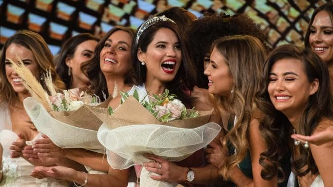 India-born Priya Serrao crowned Miss Universe Australia2019