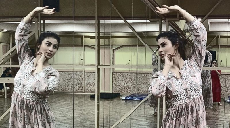Nach Baliye Season 9: Mouni Roy showcase her kathak skills at the Salman Khan production dance reality show!