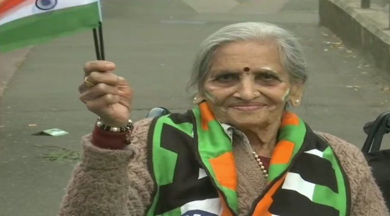 Charulata Patel: 87-year-old fan of Virat Kohli who won hearts at Birmingham
