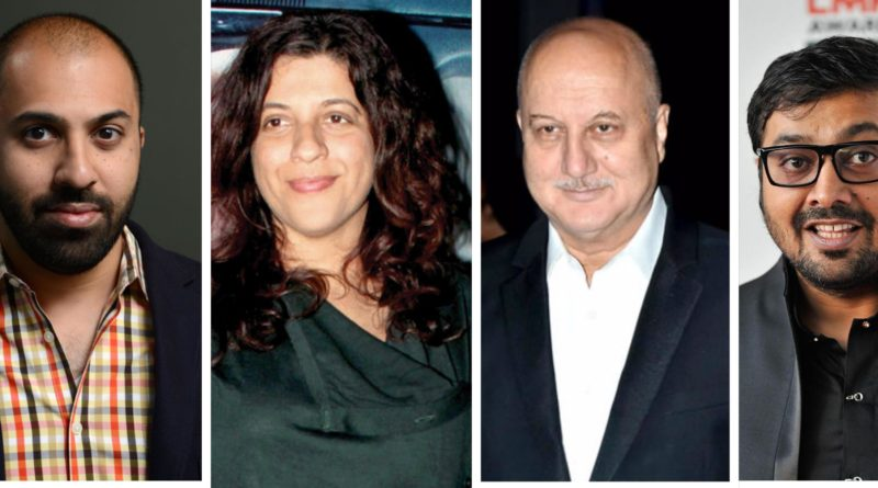 Zoya Akhtar, Anupam Kher, Anurag Kashyap, Ritesh Batra invited to join the Oscar Academy members