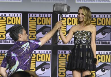 Marvel Studios revealed about the phase 4 line up: Natalie Portman to play Lady Thor!