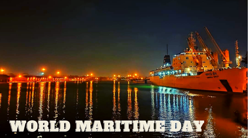"""World Maritime Day : """"Seafarers: at the core of shipping's future"""""""